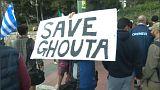 Grecia: Atene in piazza per Ghouta