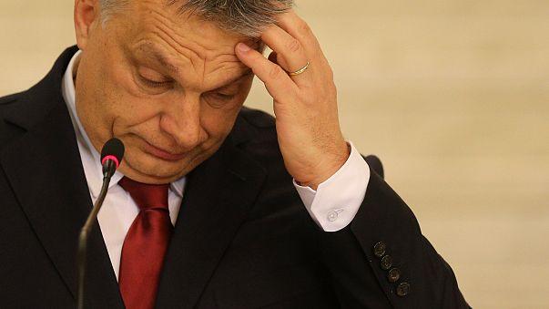 """Orbán quer """"pelo menos 500 milhões"""" para as cercas de proteção fronteiriça"""