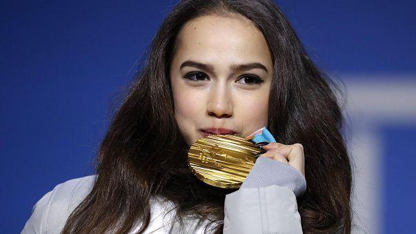 Pyeongchang 2018: la 15enne Zagitova primo oro russo