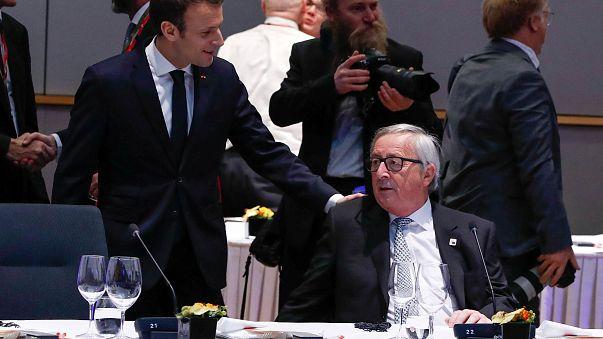 Лидеры ЕС обсуждают союзный бюджет