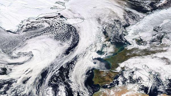 Se acerca una semana gélida en Europa: ¿de dónde viene y cuanto durará la ola de frío?