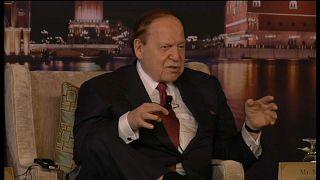 الملياردير الأمريكي اليهودي شيلدون إديلسون