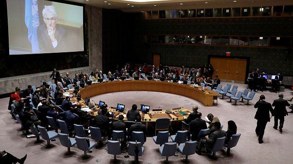 El Consejo de Seguridad de la ONU votará este sábado una tregua en Siria
