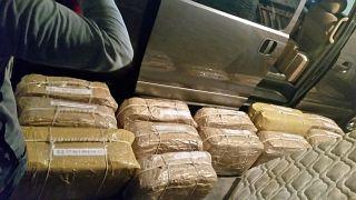 حوالي 390 كلغ من الكوكايين في سفارة روسيا بالأرجنتين