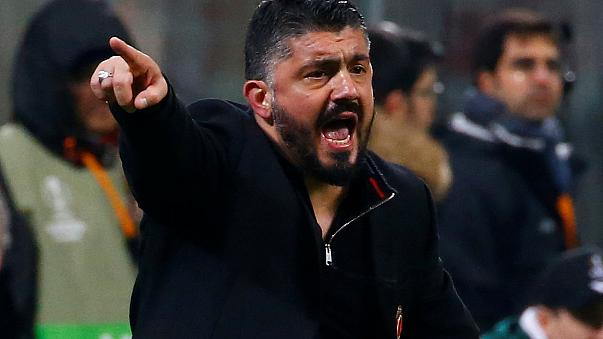 Europa League: il Milan pesca l'Arsenal, la Lazio trova la Dinamo Kiev
