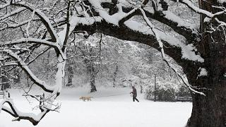 High pressure pushing cold air from Siberia to the south is what's making Europe shiver, says expert