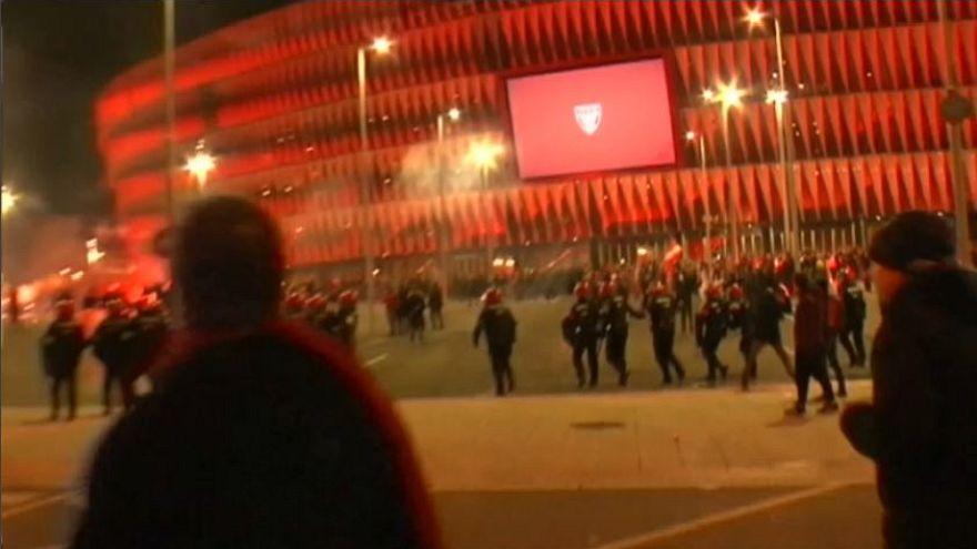 Bilbao: scontri Athletic-Spartak, poliziotto muore d'infarto