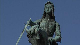 Полемика вокруг воплощения Жанны Д'Арк