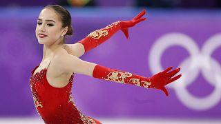 PyeongChang'da ilk defa Rus sporcu altın madalya kazandı