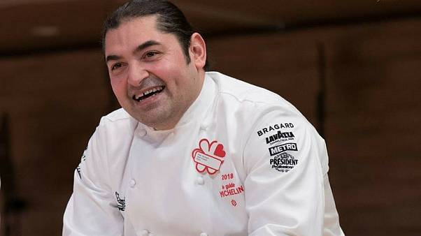 From homeless migrant to star chef