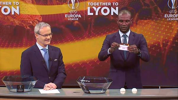 Лига Европы: жеребьёвка