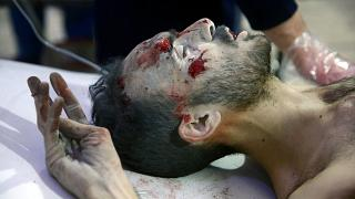 No Comment: Τραγικές εικόνες από τη σφαγή στη Συρία