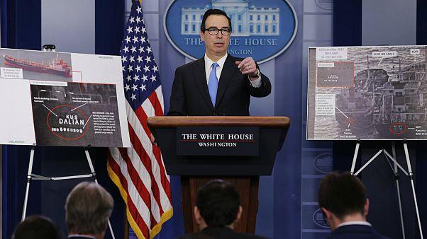 ایالات متحده آمریکا تحریمهای جدید بر ضد پیونگیانگ اعمال کرد