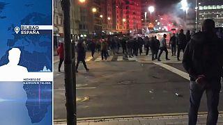 """Un seguidor del Athletic cuenta cómo salió ileso de una """"embestida"""" de ultras rusos"""
