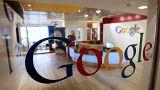 شعار شركة جوجل