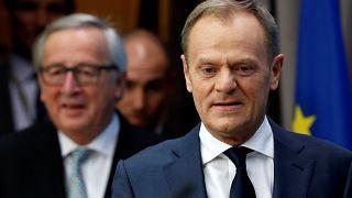 Les dirigeants de l'UE se penchent sur l'avenir post-Brexit