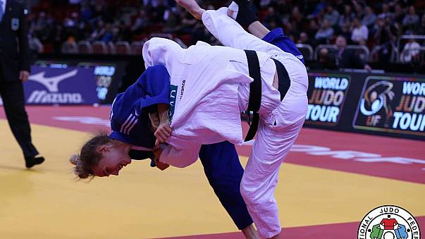Judo: Japão lidera 1º dia de provas na Alemanha