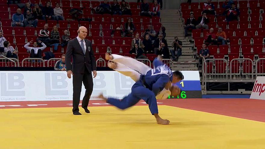 Judo: Grand Slam Dusseldorf, Giappone protagonista