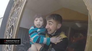 شاهد: الغوطة الشرقية: جحيم على الأرض