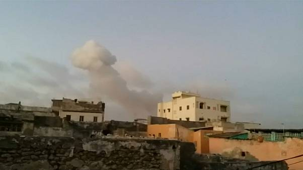 Dupla explosão mortal em Mogadíscio