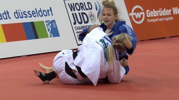 La ucraniana Daria Bilodid consiguió su tercera victoria del año.