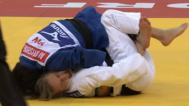 Düsseldorf Grand Slam'de ilk gün tamamlandı