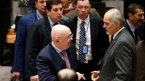 El Consejo de Seguridad de la ONU aplaza el voto para una tregua en Siria