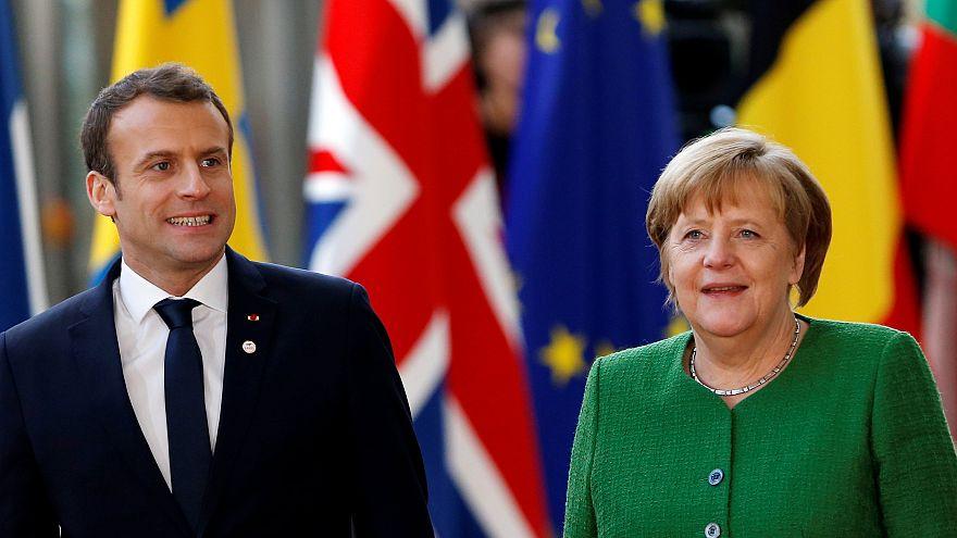 فرنسا وألمانيا تطلبان مساعدة بوتين في إقرار هدنة بالغوطة الشرقية