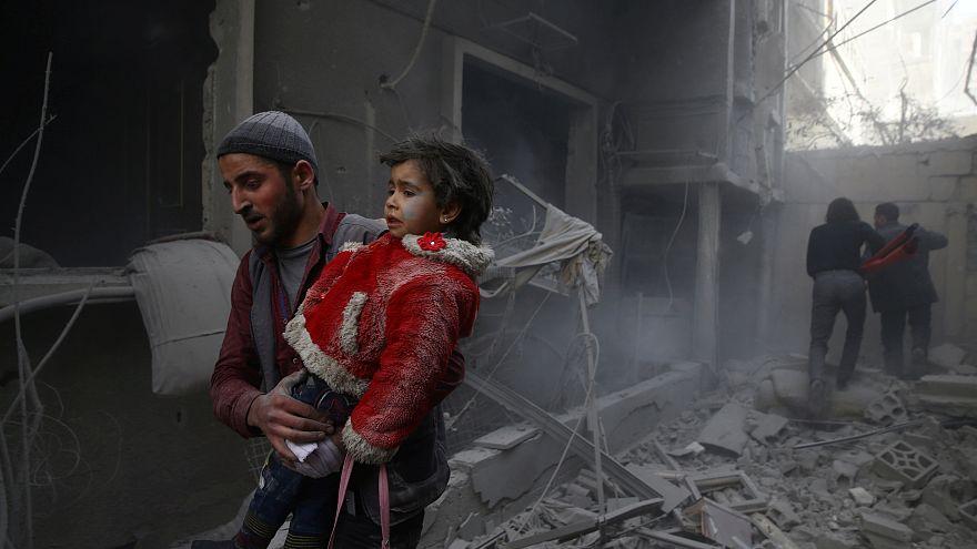 Kann UNO sich auf eine Waffenruhe für Syrien einigen?