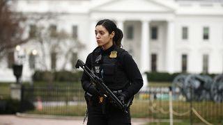 La Maison Blanche bouclée quelques heures