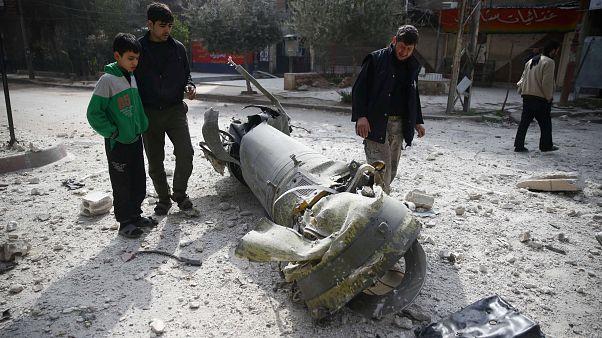 Horror von Ost-Ghouta: Wie überleben die 400.000 Menschen?