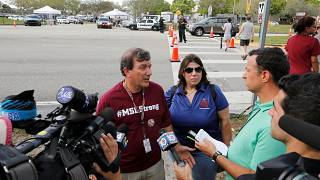 Tras el tiroteo en el insituto de Parkland, los profesores vuelven a las aulas