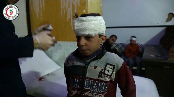 Zerstörung, Leid und Tod: Realität in Ost-Ghouta