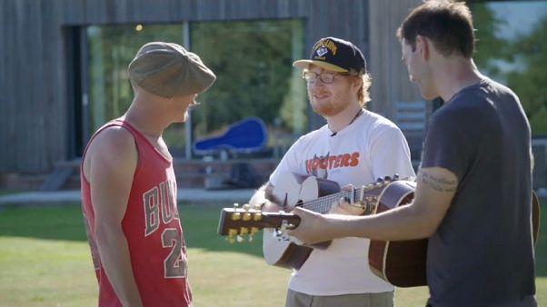 Berlinale chiude con omaggio ad Ed Sheeran