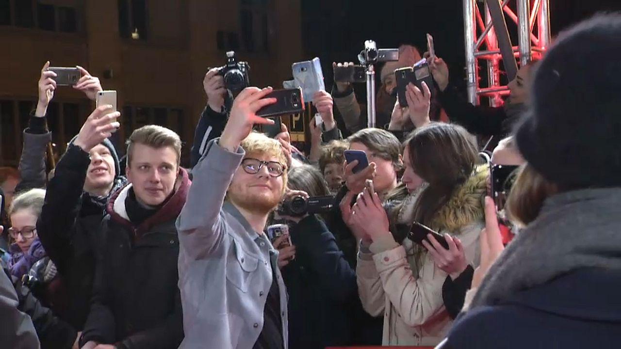 Ed Sheeran documentary opens at the Berlin Film Festival