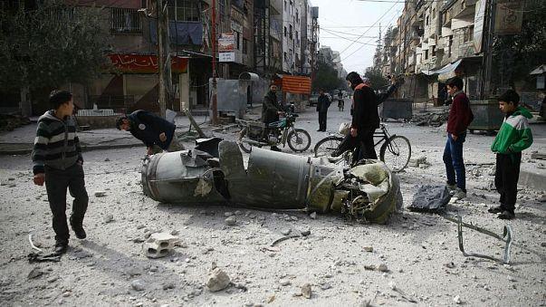 تعديلات روسية ترجئ التصويت على قرار هدنة بشان سوريا في مجلس الأمن