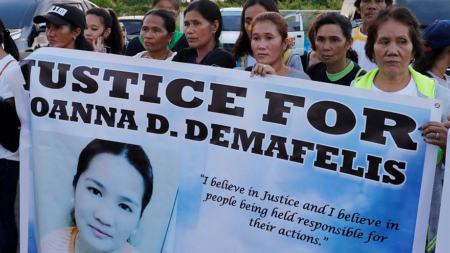 دوتيرتي يطالب بتسليم قاتل العاملة الفلبينية في الكويت