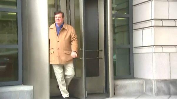 Paul Manafort es imputado con nuevos cargos