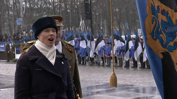 Estonia celebrates 100th birthday