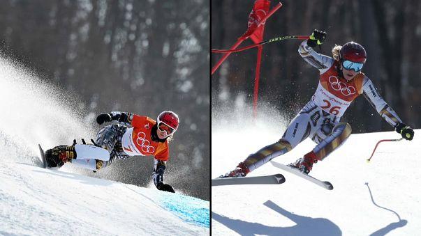 Pyeongchang 2018: Ledecka nella storia, oro anche sulla tavola da snowboard!