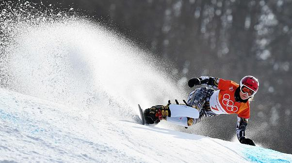 Ester Ledecka hace historia tras ganar en snowboard y esquí en Pyongchang