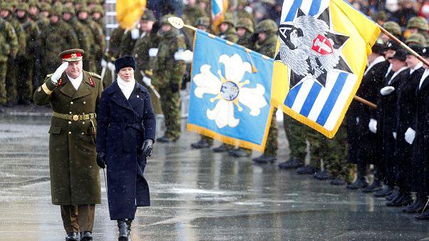 Εσθονία: Ημέρα Ανεξαρτησίας