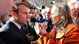 France : Macron sifflé et applaudi au Salon de l'Agriculture