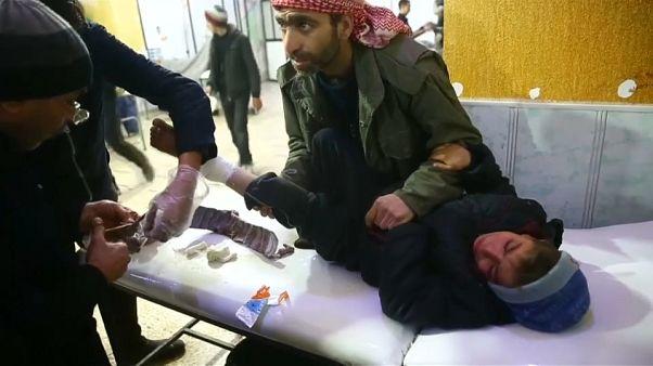 Encore 29 morts samedi dans la Ghouta