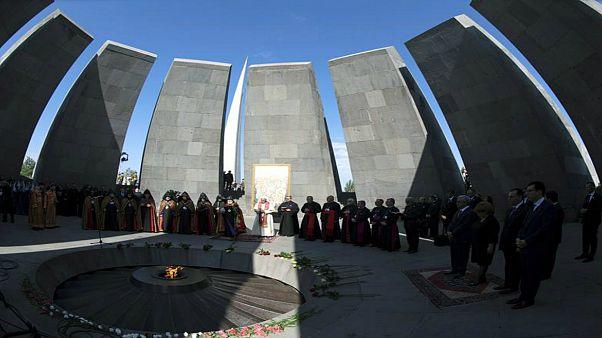 اعتراض ترکیه به تصمیم پارلمان هلند مبنی بر «نسل کشی» خواندن کشتار ارامنه