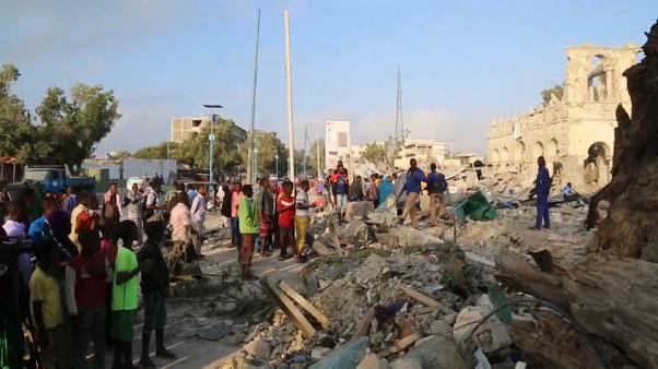 45 Tote bei Anschlag in Somalia