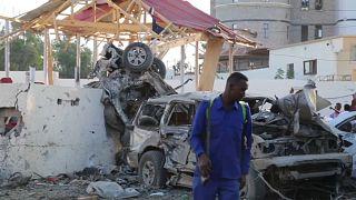 Somali'de intihar saldırısı: 45 ölü