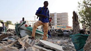 Atentado na Somália: Sobe para 35 o número de mortos