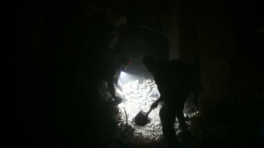 Syrien: UNO ringt um Waffenruhe - das Sterben geht weiter