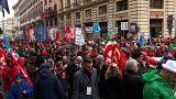 İtalya'da seçimler öncesi tansiyon yüksek